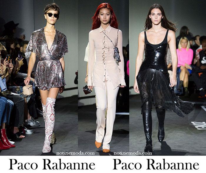 Abbigliamento Paco Rabanne Primavera Estate Donna