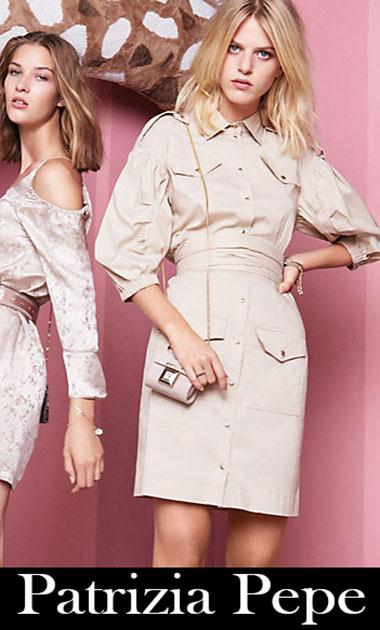 Abbigliamento Patrizia Pepe Primavera Estate 2018