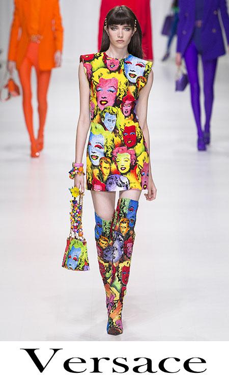 Abbigliamento Versace Donna Primavera Estate