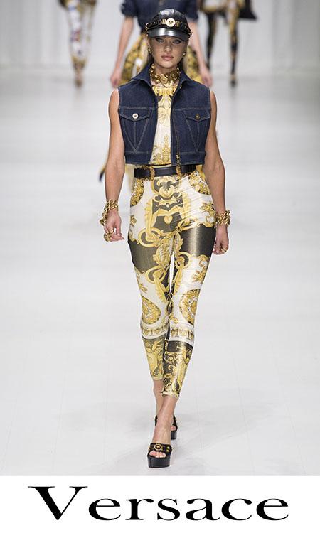 Abbigliamento Versace Primavera Estate 2018 Donna