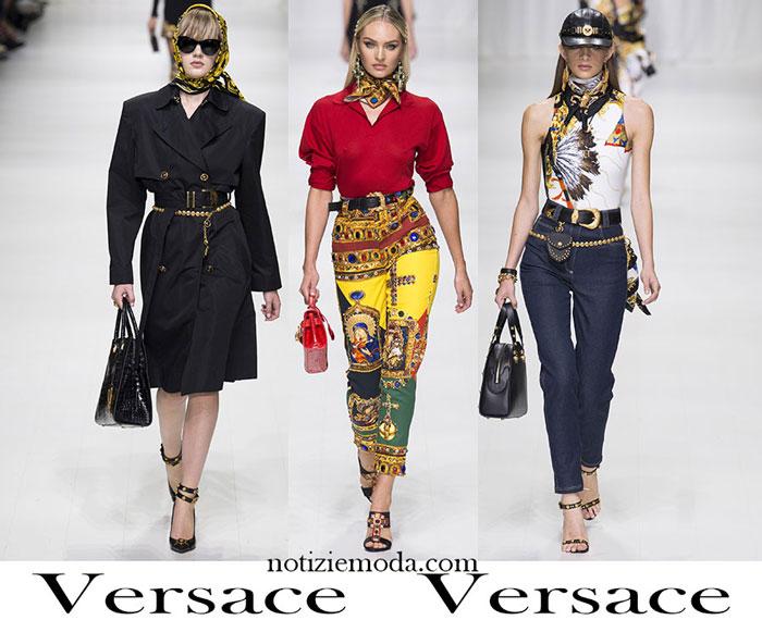 Abbigliamento Versace Primavera Estate Donna