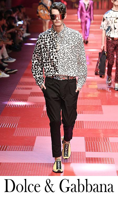 Collezione Dolce Gabbana Uomo Nuovi Arrivi