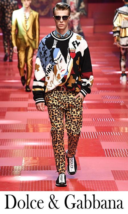 Dolce Gabbana Primavera Estate 2018 Uomo