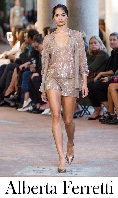 Notizie Moda Alberta Ferretti Primavera Estate Donna