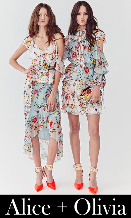 Notizie Moda Alice Olivia 2018 Abbigliamento Donna