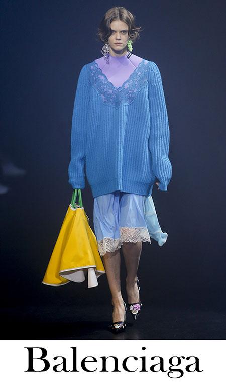 Notizie Moda Balenciaga 2018 Abbigliamento Donna