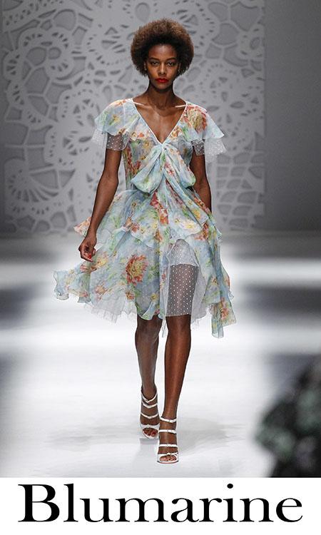 Notizie Moda Blumarine Primavera Estate Donna