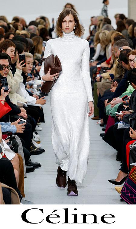 Notizie Moda Céline Primavera Estate Abbigliamento Donna