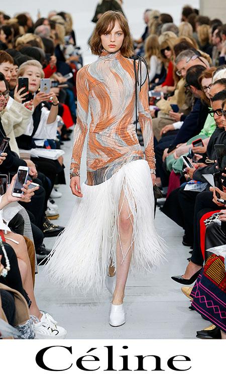 Notizie Moda Céline Primavera Estate Donna
