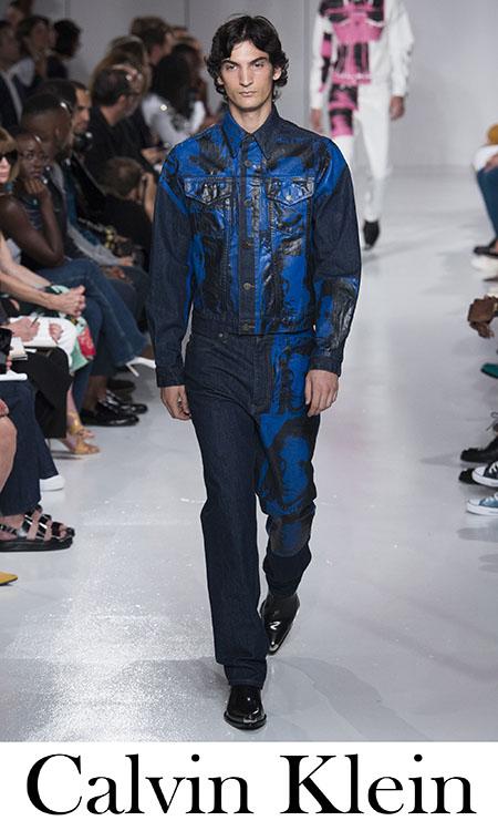 Notizie Moda Calvin Klein 2018 Abbigliamento Uomo