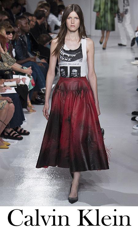 Notizie Moda Calvin Klein Primavera Estate Donna
