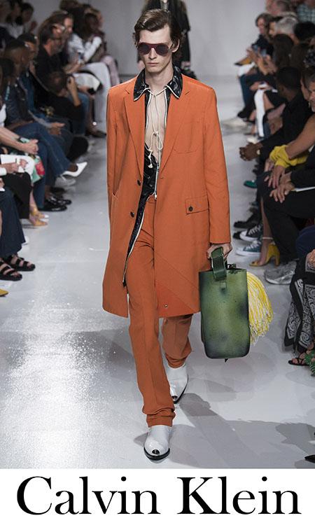 Notizie Moda Calvin Klein Primavera Estate Uomo