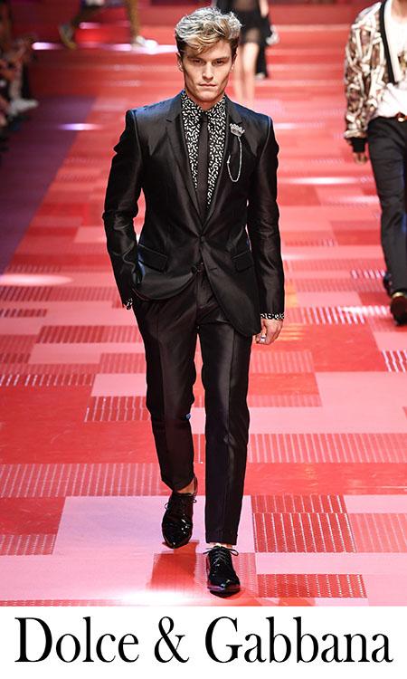 Notizie Moda Dolce Gabbana 2018 Abbigliamento Uomo