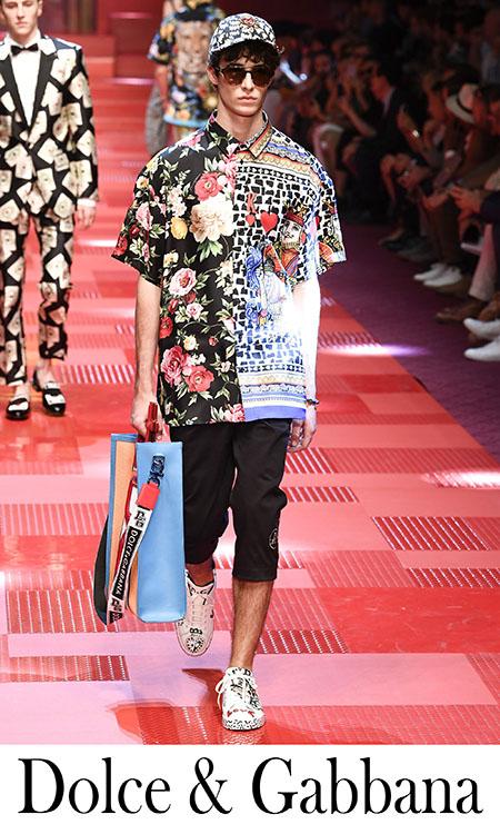 Notizie Moda Dolce Gabbana Primavera Estate Uomo