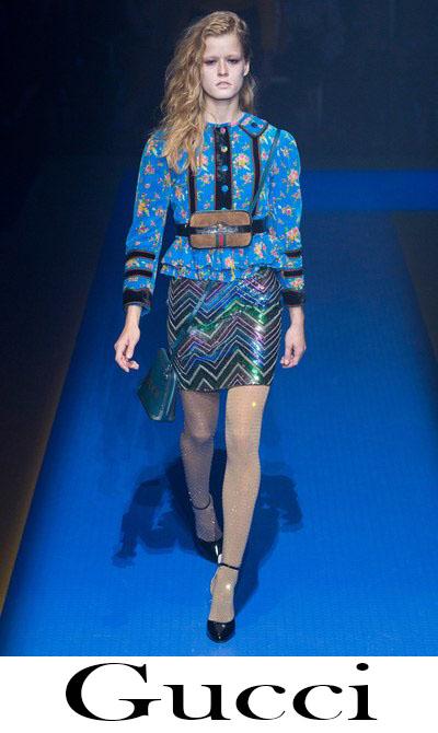 Notizie Moda Gucci Primavera Estate Donna