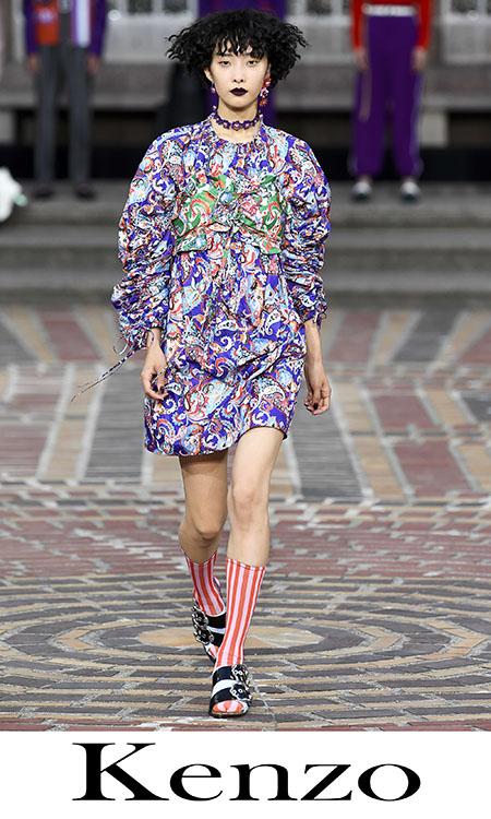 Notizie Moda Kenzo Primavera Estate Donna