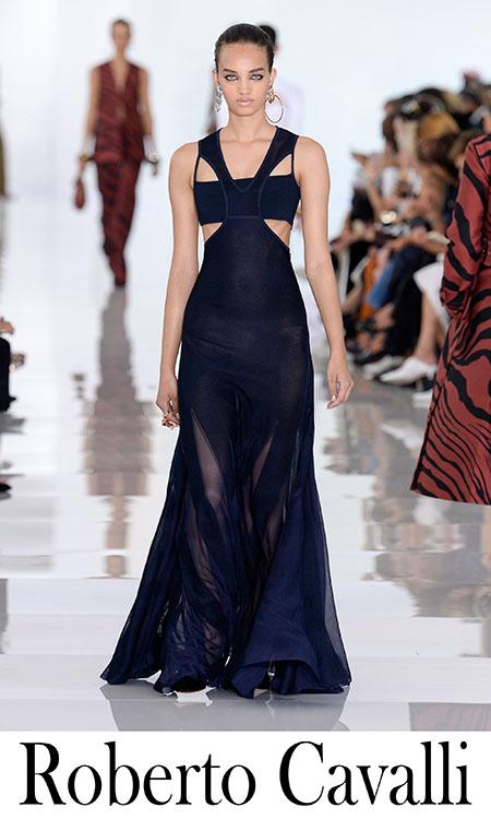 Notizie Moda Roberto Cavalli Primavera Estate Donna