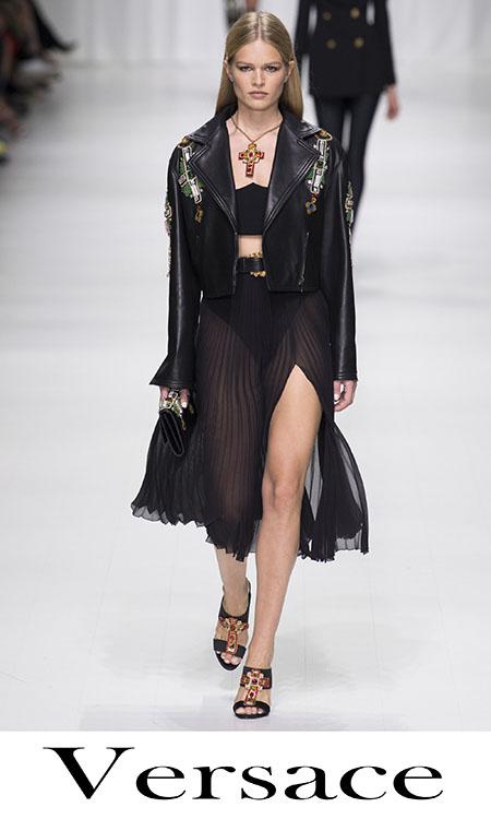 Notizie Moda Versace 2018 Abbigliamento Donna