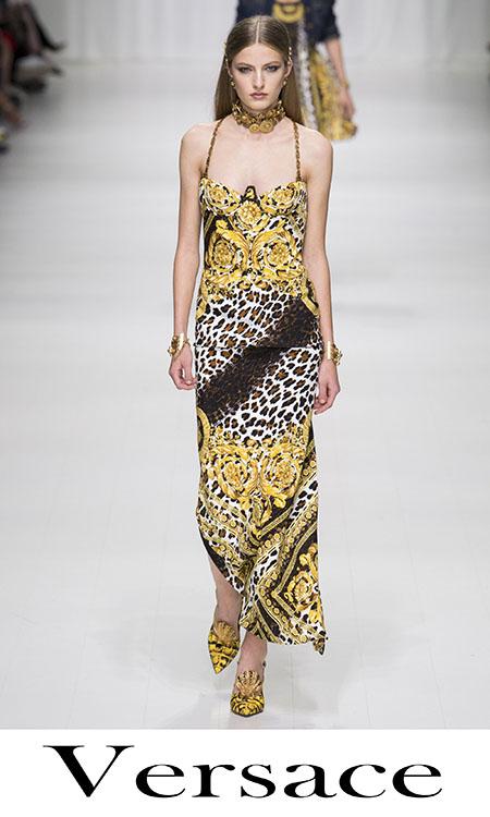 Notizie Moda Versace Primavera Estate Donna