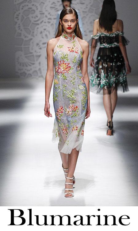 more photos 53c09 989de Abbigliamento Blumarine primavera estate 2018 nuovi arrivi donna