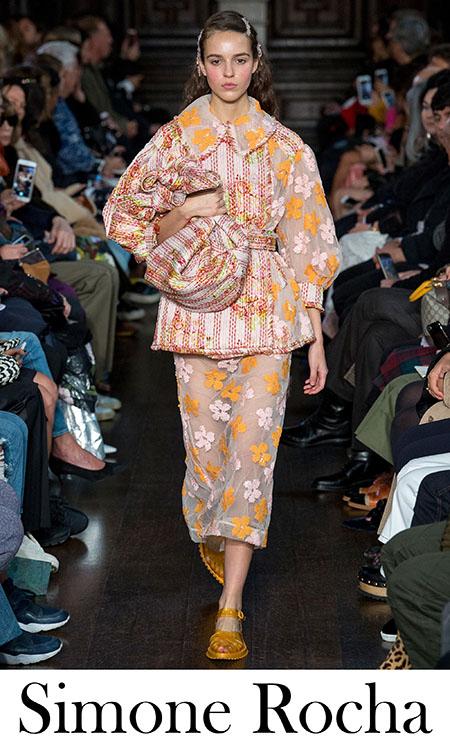Nuovi Arrivi Simone Rocha 2018 Abbigliamento Donna