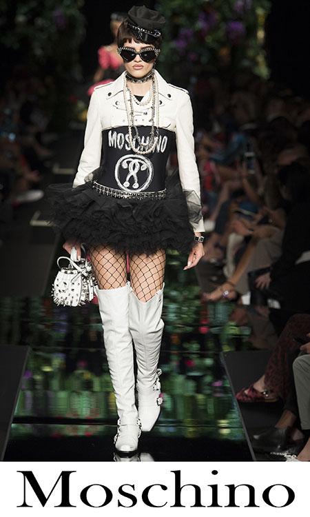 Style Moschino 2018 Notizie Moda Moschino