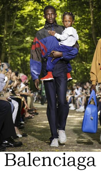 Abbigliamento Balenciaga Uomo Primavera Estate