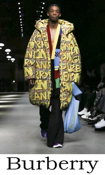 Abbigliamento Burberry 2018 2019 Nuovi Arrivi Uomo