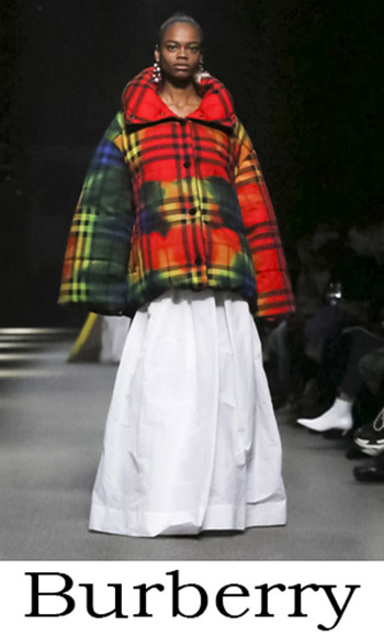 Abbigliamento Burberry Autunno Inverno 2018 2019 Donna