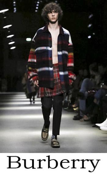 Abbigliamento Burberry Autunno Inverno 2018 2019 Uomo
