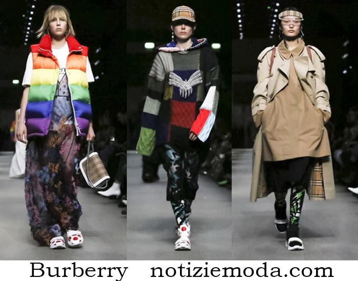 Abbigliamento Burberry Autunno Invernocollezione Donna