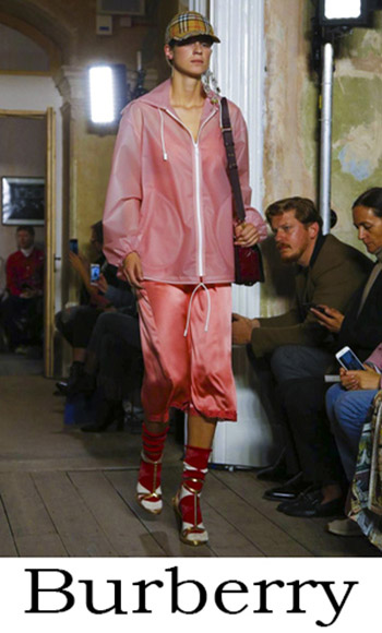 Abbigliamento Burberry Donna Primavera Estate