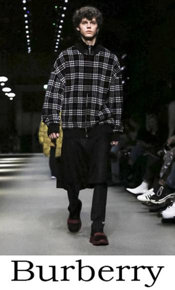 Abbigliamento Burberry Uomo Autunno Inverno