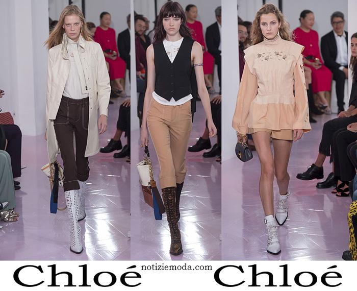 ded127084816 Abbigliamento Chloé primavera estate 2018 collezione donna