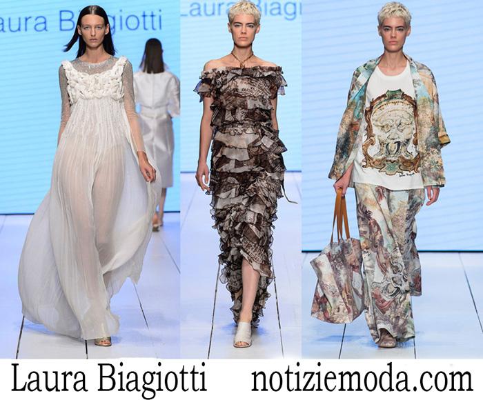 Abbigliamento Laura Biagiotti Primavera Estate Style