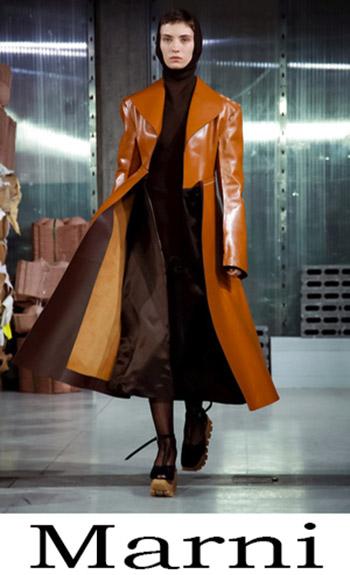 Abbigliamento Marni Autunno Inverno 2018 2019 Donna
