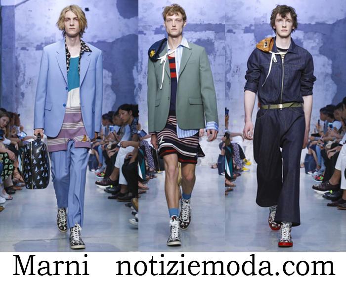 Abbigliamento Marni Primavera Estate Collezione Uomo