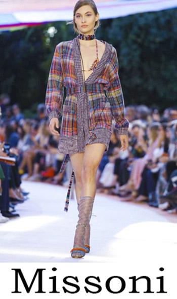 Abbigliamento Missoni Primavera Estate 2018 Donna
