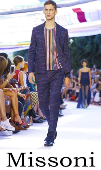 Abbigliamento Missoni Primavera Estate 2018 Uomo