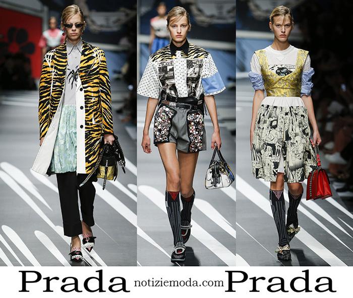 Abbigliamento Prada Primavera Estate Collezione Donna