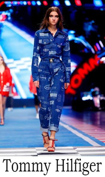 Abbigliamento Tommy Hilfiger 2018 Nuovi Arrivi Donna