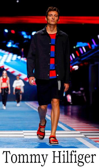 Abbigliamento Tommy Hilfiger Primavera Estate 2018 Uomo