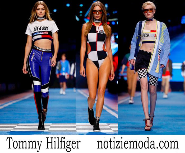 official photos 64c2f 62924 Abbigliamento Tommy Hilfiger primavera estate 2018 donna