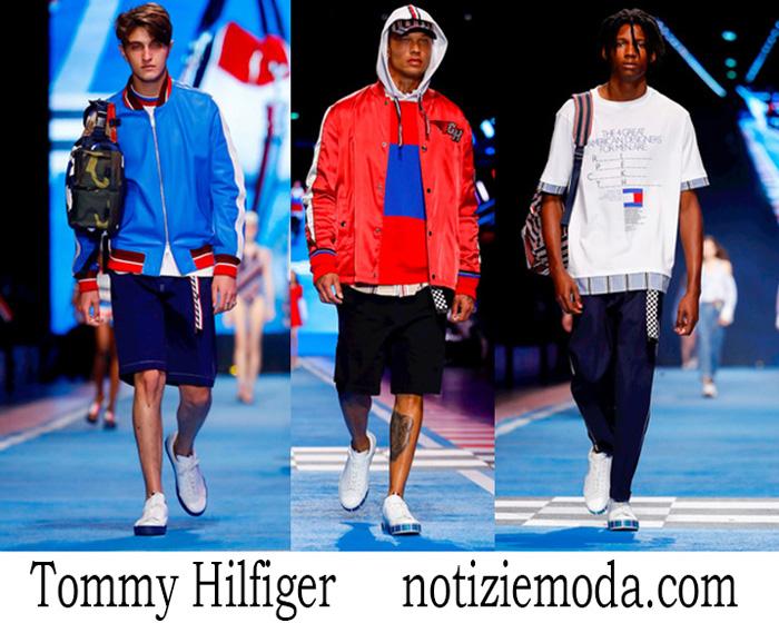 Abbigliamento Tommy Hilfiger Primavera Estate Uomo