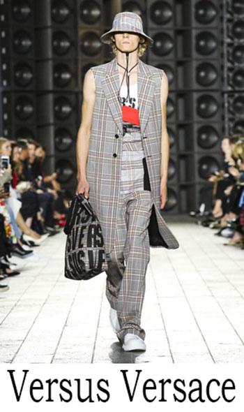 Abbigliamento Versus Versace Primavera Estate 2018