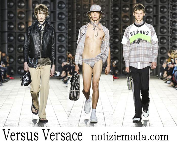Abbigliamento Versus Versace Primavera Estate Uomo