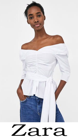 Abbigliamento Zara Primavera Estate 2018 Donna