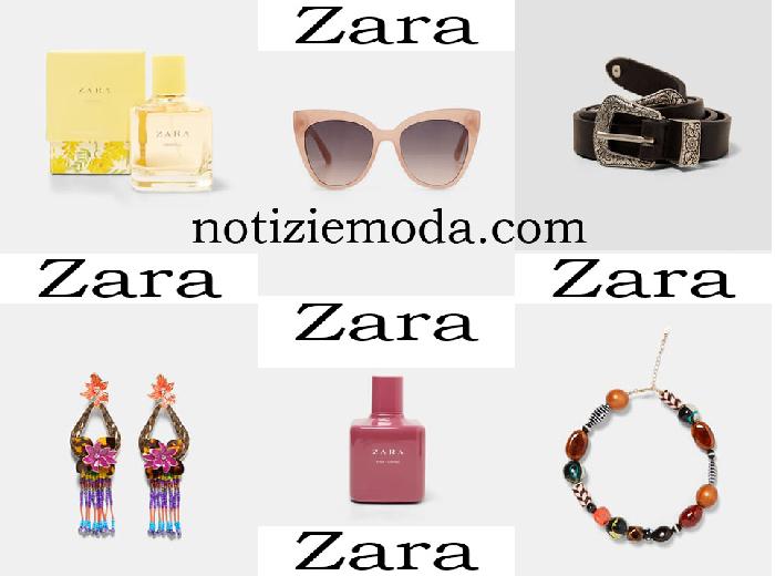 Accessori Zara Primavera Estate Collezione Donna