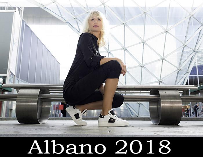 Albano calzature primavera estate 2018