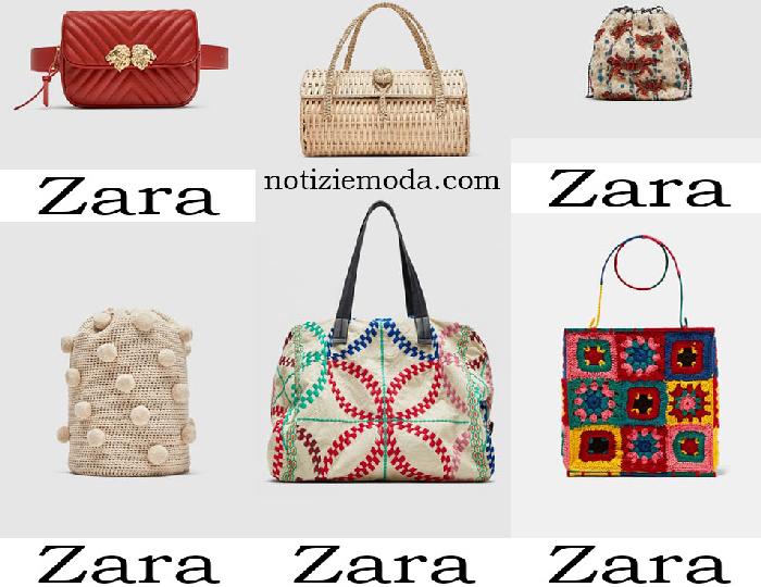 Borse Zara Primavera Estate Collezione Donna